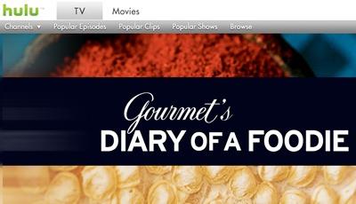 Gourmet diary